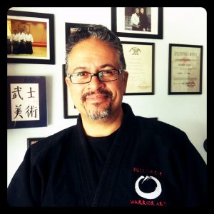 Professor Ashanti Martial Arts Phoenix Arizona