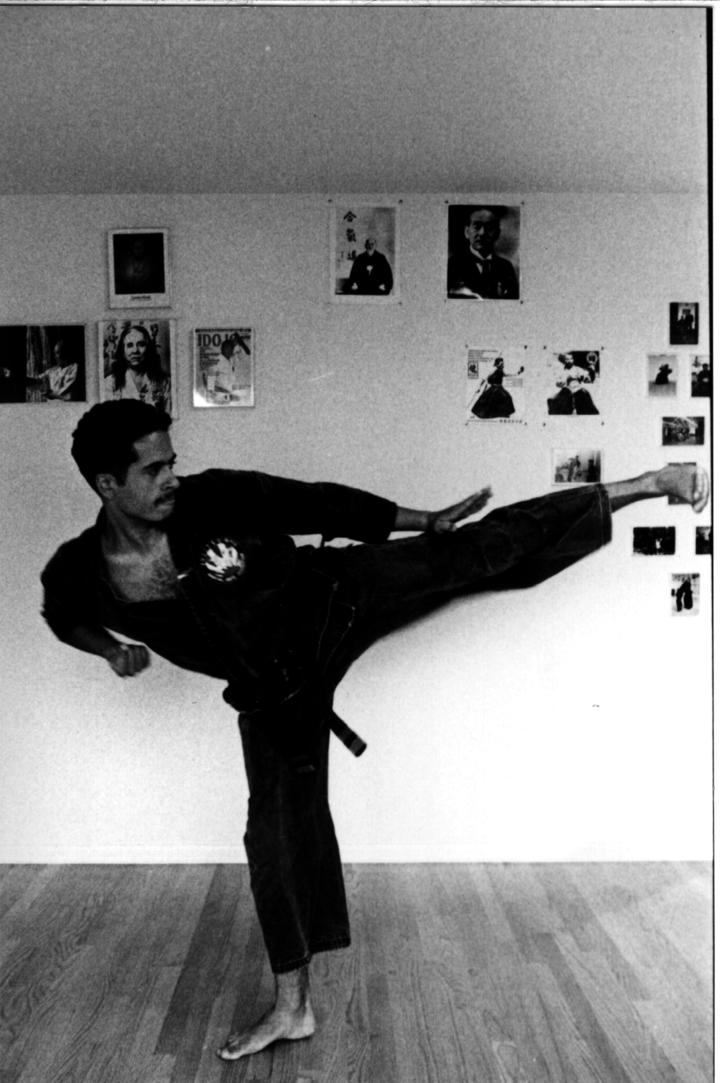 Side Kick Professor Alessandro Ashanti 1994